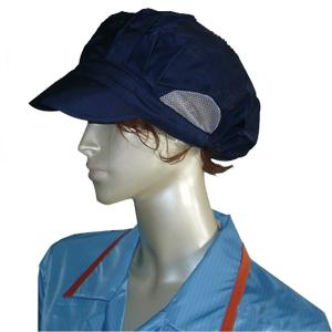 ESD工帽 ---- 长帽檐、带耳网