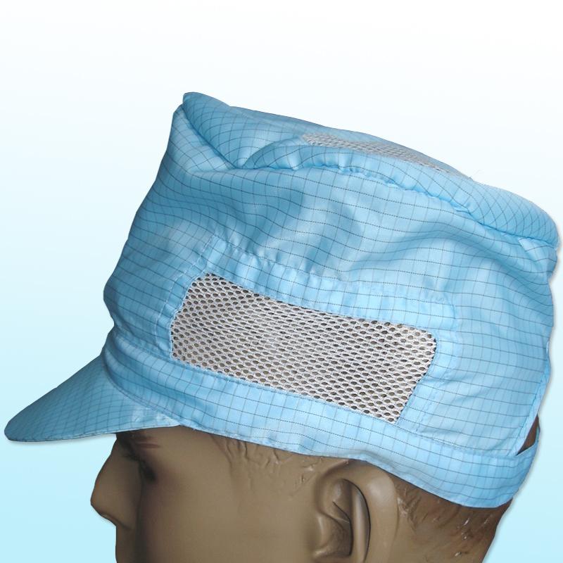 脑顶耳网帽 ---- 男式帽